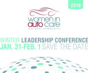 2018 Women in Auto Care